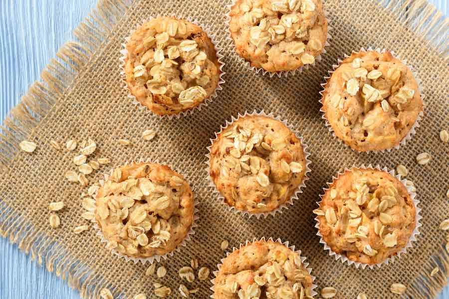 7 Apple Muffins