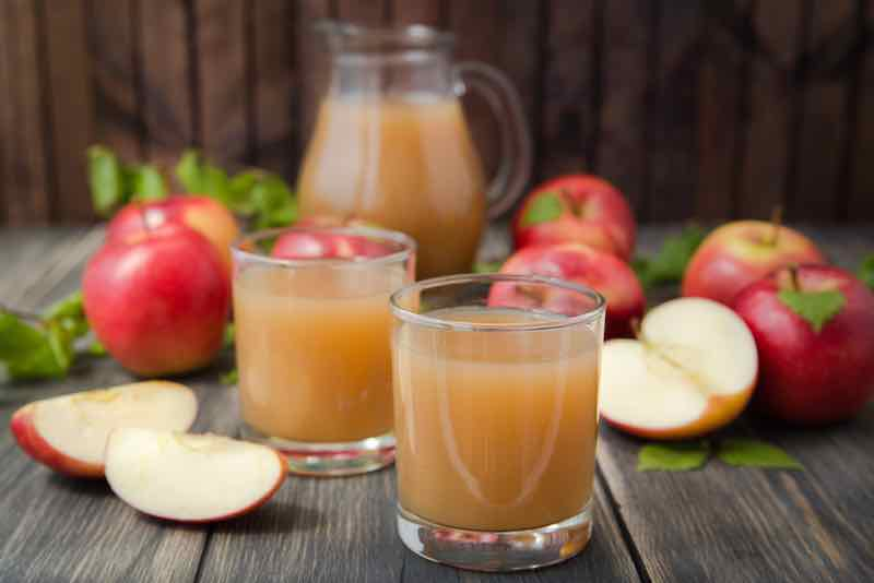 Apple Juice from liberty Apples