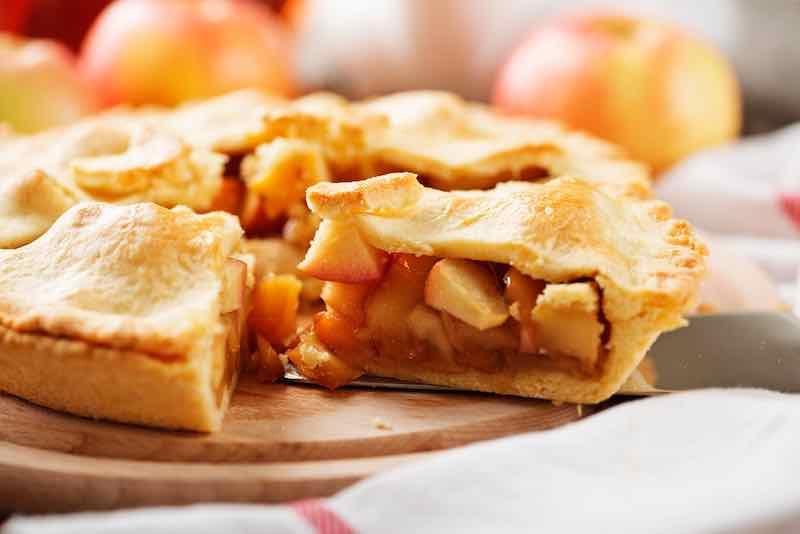 Home Grown Apple Pie