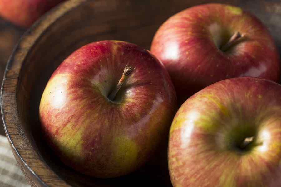 Kiku Apples in a Bowl