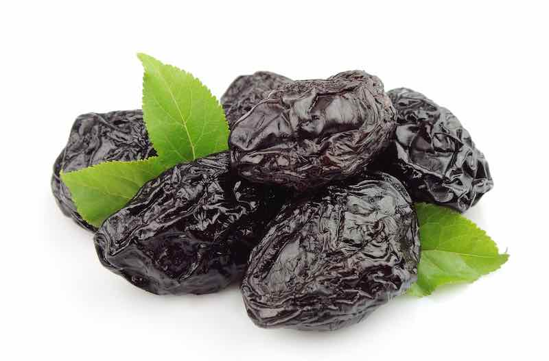 Prunes from Brooks Plums