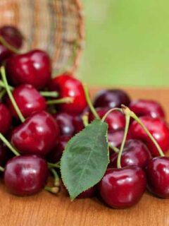 Sweetheart Cherries