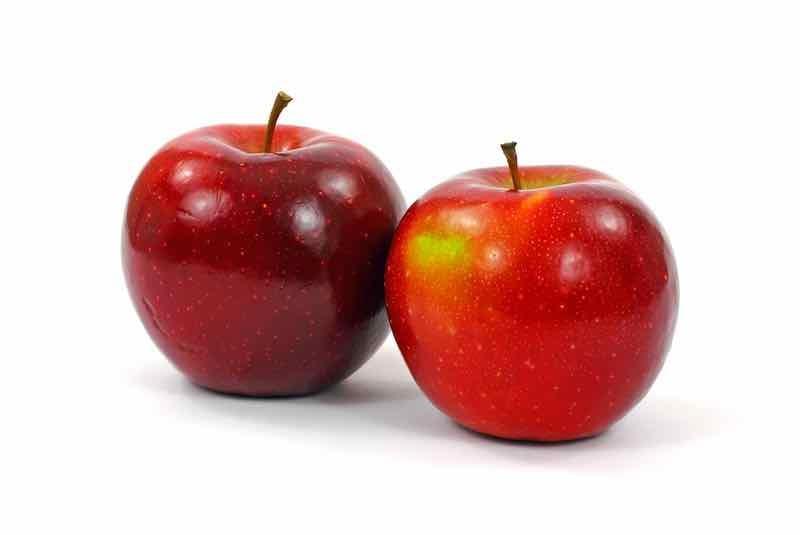 Ripe Rome Apples