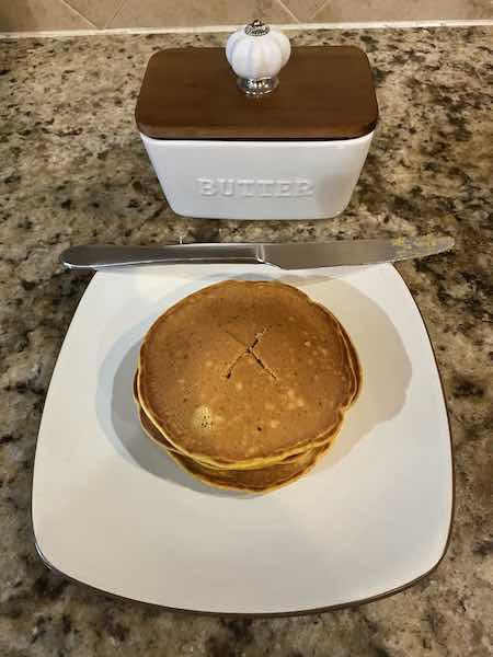 Delicious Pumpkin Pecan Pancakes