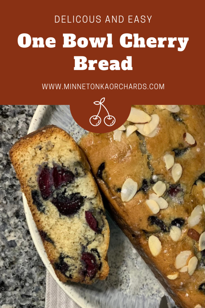 Cherry Bread Pinterest Image