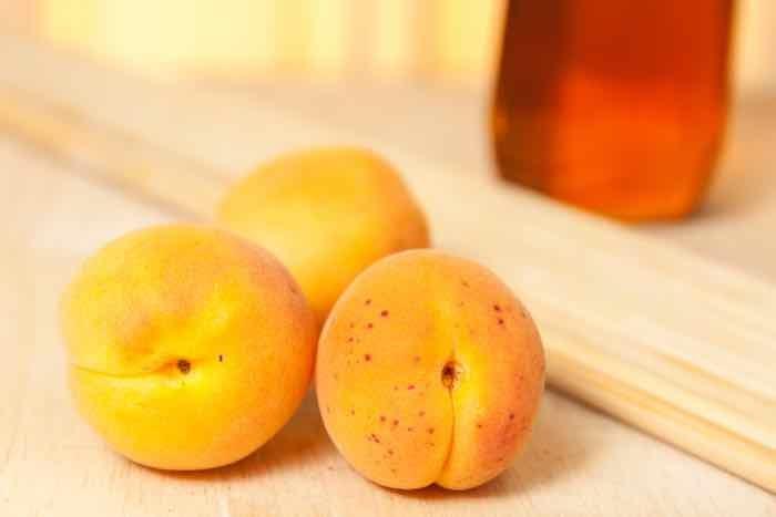 Golden Sweet Apricots