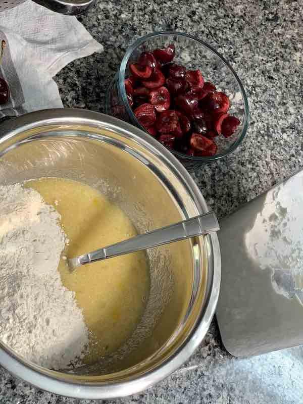 cherry cake ingredients