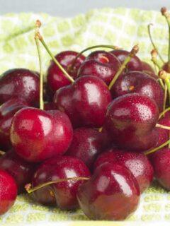 Lapins Cherries