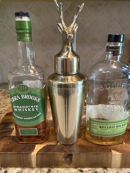 Rye Whiskey!