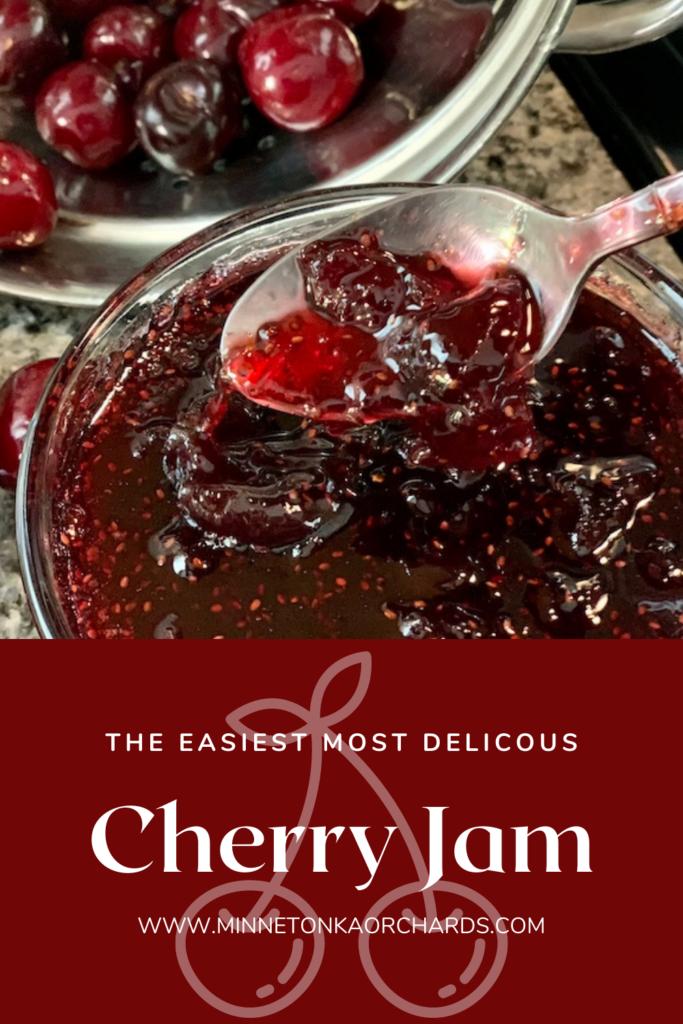 Cherry Jam Pinterest Image