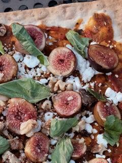 Phenomenal Fig Pizza
