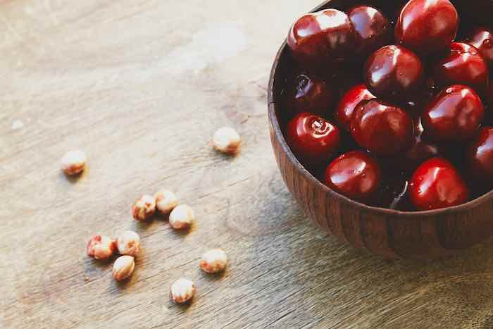 Can Dogs Eat Cherries - Bowl of Cherries