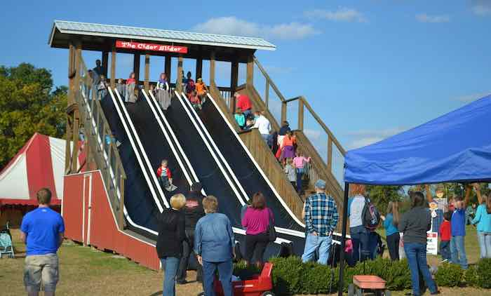 The best apple orchards in kentucky: Jackson's Orchard Apple Fest in Kentucky
