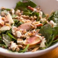 Fall Salad with Pom